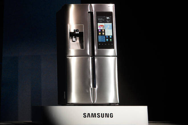 Samsung Family Hub (RF28K95800SR)