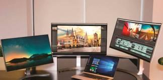 #CES2016: Así son los monitores y el portátil de LG para gamers y profesionales