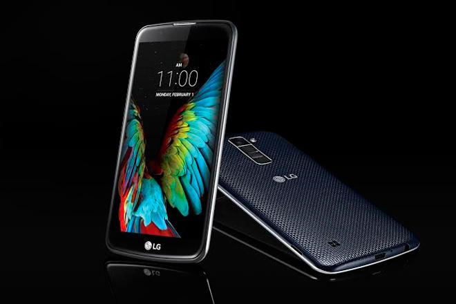 Serie K de LG: móviles para jóvenes con atributos Premium y diseño glossy pebble