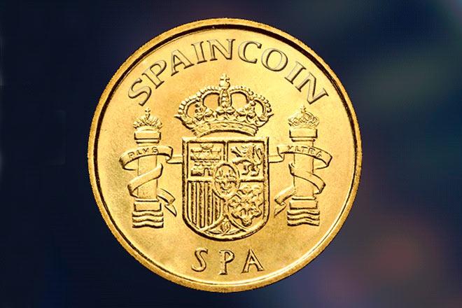 spaincoin-bitcoin-otras-criptomonedas-monedas-imagenes-video