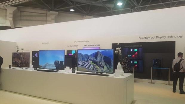 Televisores Samsung 55 pulgadas, hogar inteligente