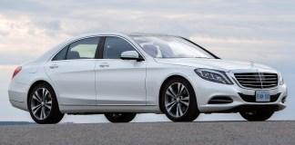 Uber encargó cien mil Mercedes-Benz Clase S de 2016