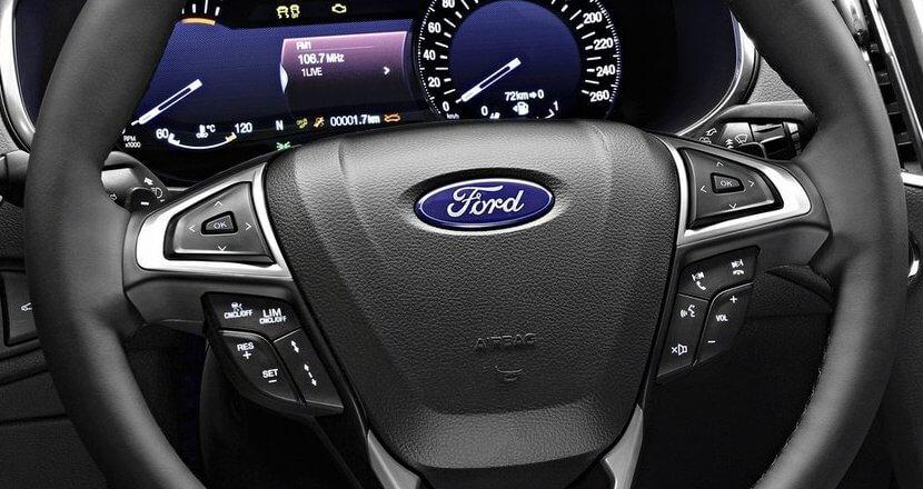 El Limitador de Velocidad Inteligente de Ford