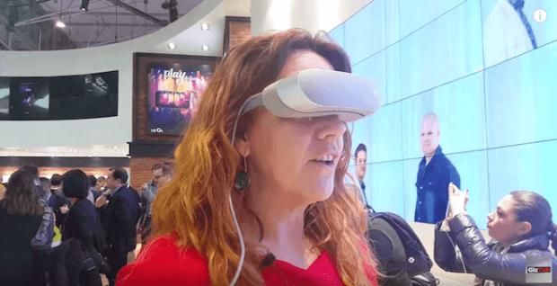 LG 360 VR gafas de realidad virtual de LG comprar precio