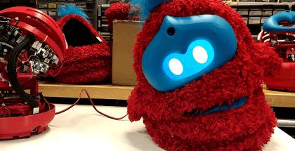 robot Tega
