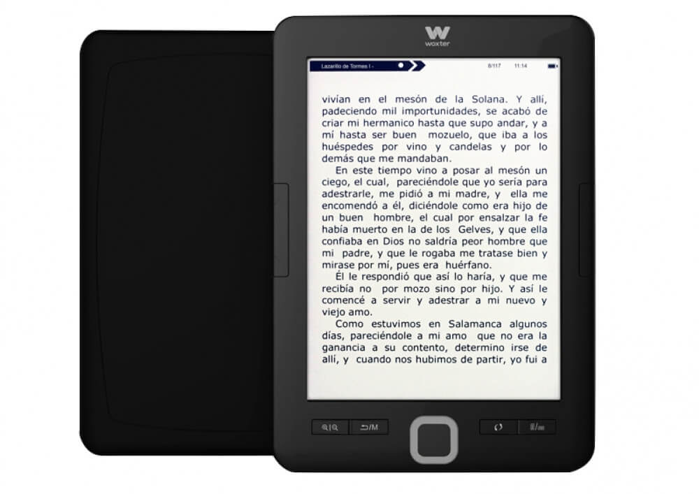 Woxter Scriba 195 E-Ink Pearl