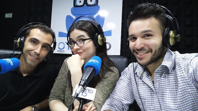 Esperanza Hernández, César Salza y Juanda Cañadas, el equipo de