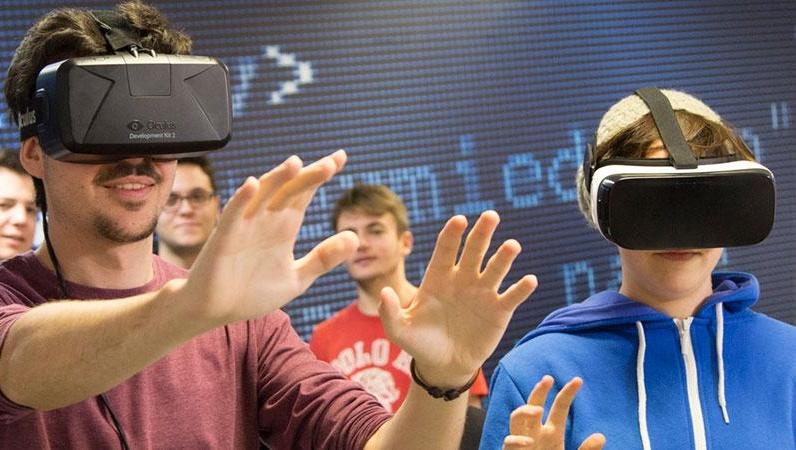 CicerOn, aplicación de realidad virtual
