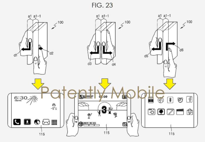 Tablet plegable de Samsung