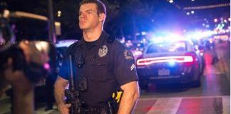 Robot-bomba en Dallas