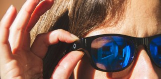 WeOn Glasses Selfie