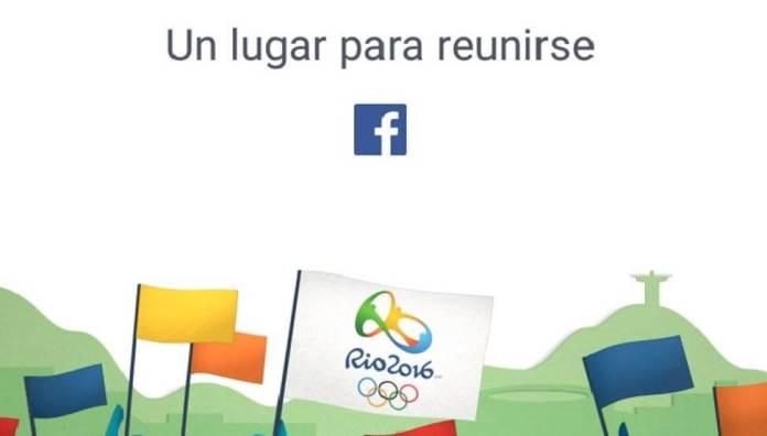 Facebook Olimpiadas