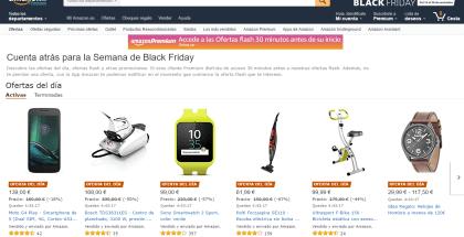 Ofertas de Black Friday en Amazon.es