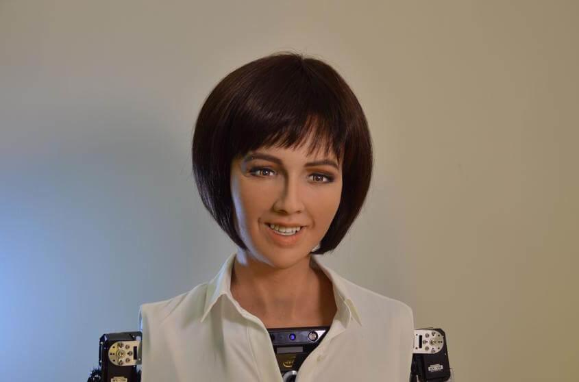 Robot Sophia