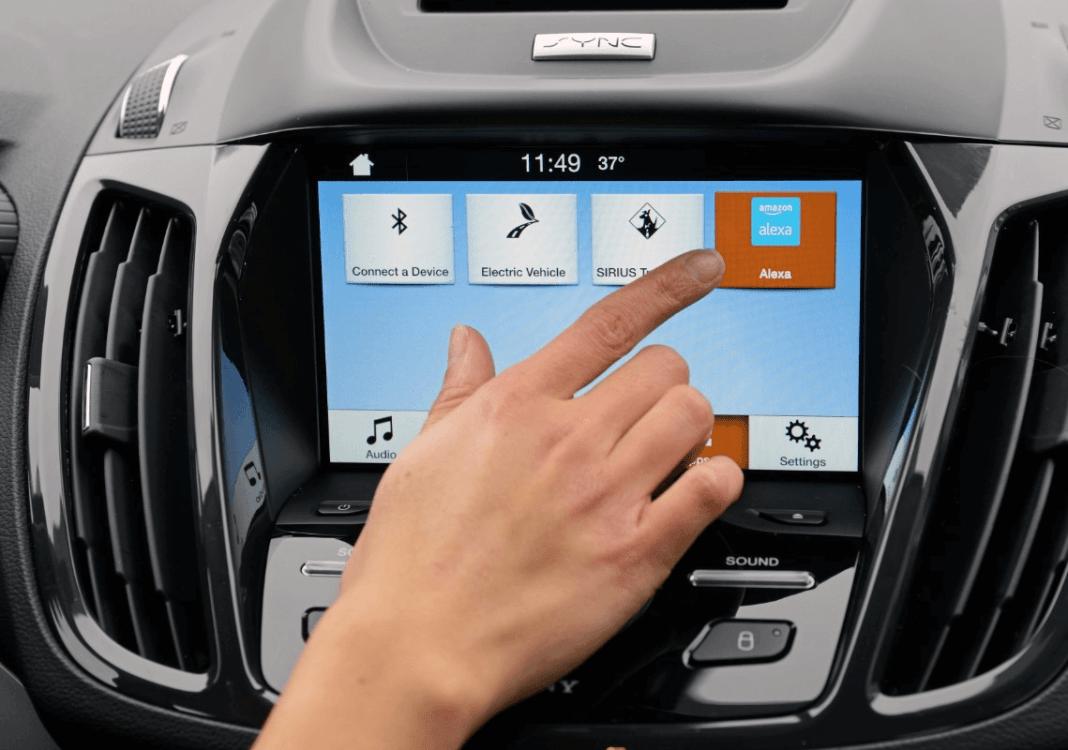 Ford incluirá Alexa de Amazon