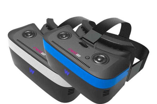 gafas de realidad virtual sin móvil