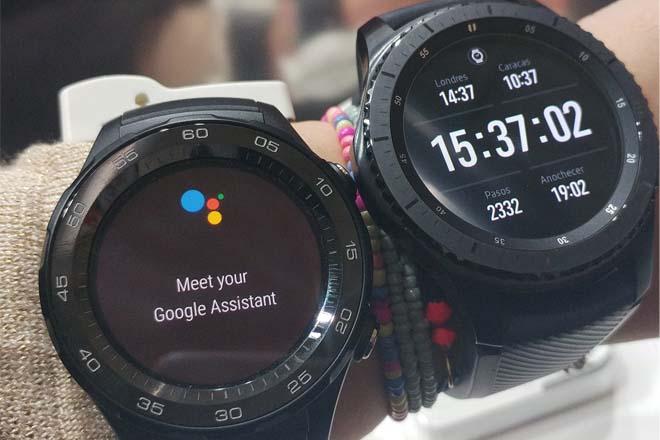 Los mejores relojes inteligentes para comprar (diciembre 2017)