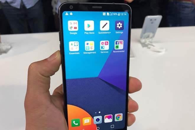 LG G6, cámara y características que a primera vista enamoran