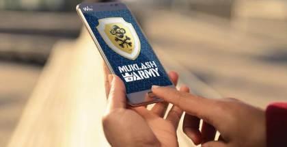 Wiko patrocinará al Muklash Army