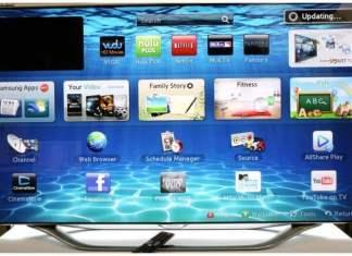 App de videos de Facebook en Samsung Smart TV