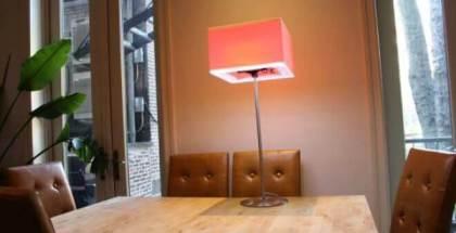 La realidad aumentada llega ¿a una lámpara?