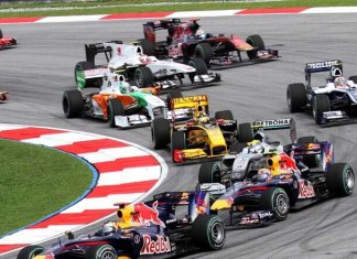 Temporada de fórmula 1 en Vodafone