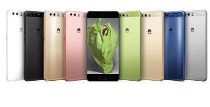 Colores del Huawei P10