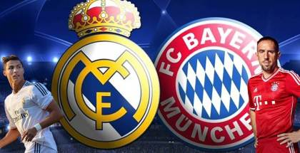 Real Madrid vs Bayern de Munich