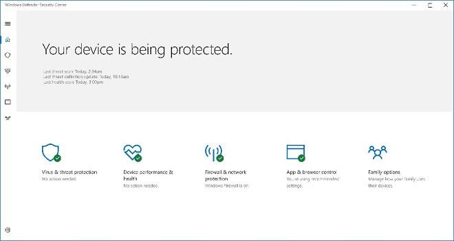 Windows 10 Creators Update brinda mayor seguridad
