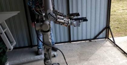 Rusia se prepara para la guerra con su propio Terminator