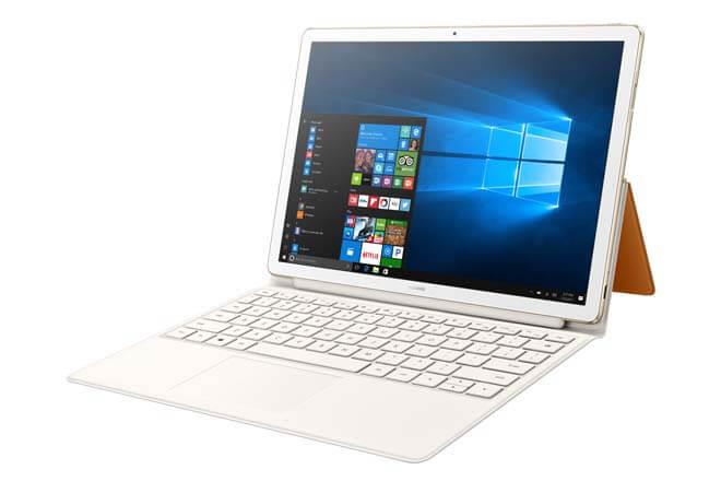 Así es el nuevo Huawei MateBook E