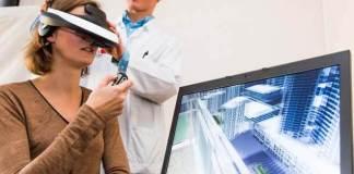 5 usos de la realidad virtual en la medicina