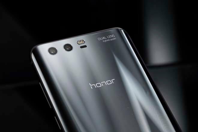 Así es el Honor 9