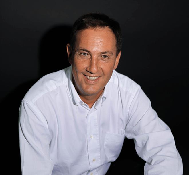 Marc Dinee, vicepresidente de Ventas & Marketing para EMEA de Robopolis Group