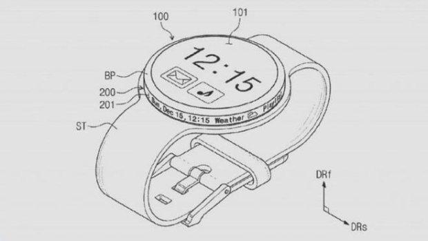 Samsung Gear S4 Edge