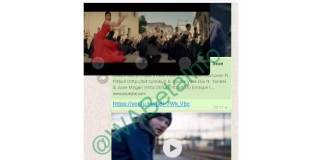 Ver vídeos de YouTube dentro de Whatsapp