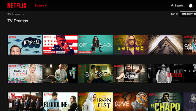 Las mejores series de Netflix para este mes
