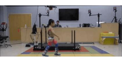 Exoesqueleto robótico para niños con parálisis cerebral creado en el National Institute of Health