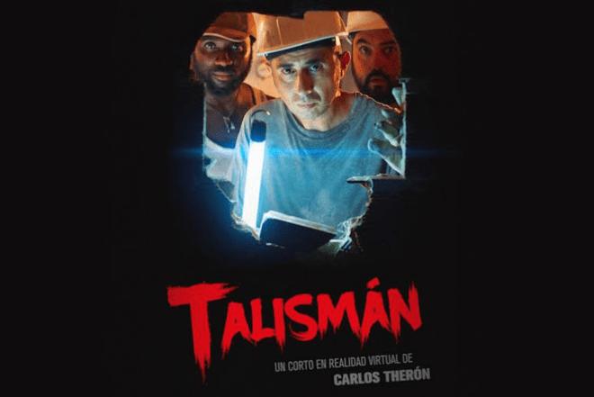 """Samsung produce """"Talismán"""", un corto de realidad virtual dirigido por Carlos Therón y protagonizado por Berto Romero"""
