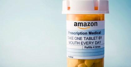 Comprar medicamentos sin receta en Amazon