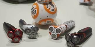 afeitadoras Philips Star Wars