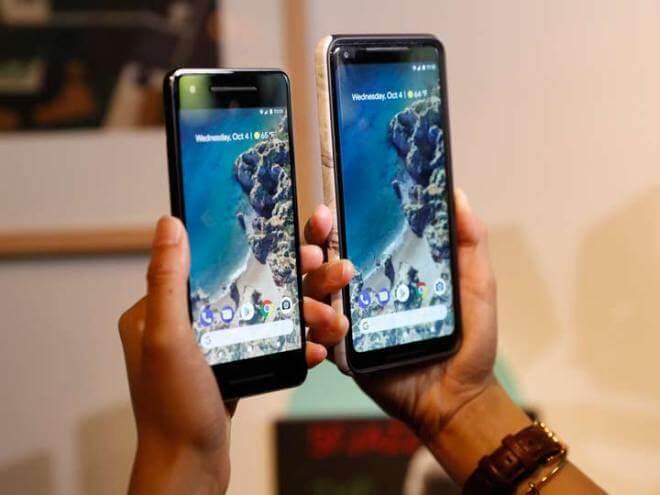 Los nuevos smartphone de Google: Pixel 2 y Pixel 2 XL