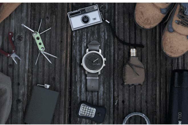 Conoce este smartwatch que funciona con energía solar