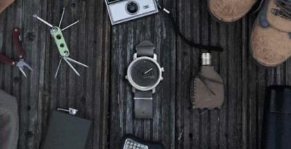 LunaR, smartwatch que funciona con energía solar