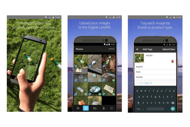 Esta app permite etiquetar la basura y salvar el planeta
