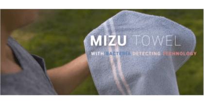 Una toalla inteligente te dirá cuando debes lavarla