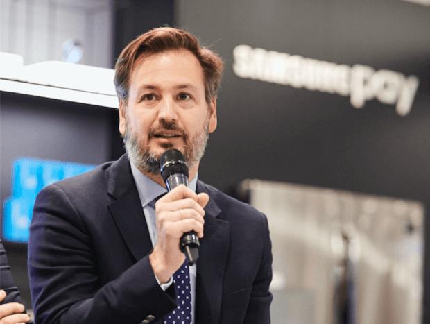 Luis de la Peña, director de Marketing Móvil de Samsung España