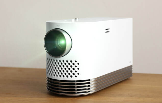 LG Smart Laser TV, un proyector que imita el funcionamiento del televisor llega a España
