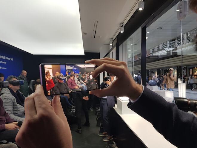 Samsung Store Callao dispone de áreas con experiencias VR para todo público