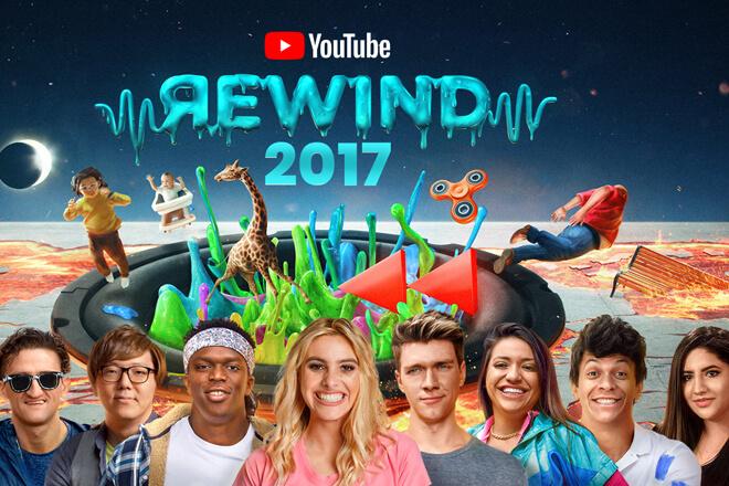 Los vídeos más vistos de YouTube son estos